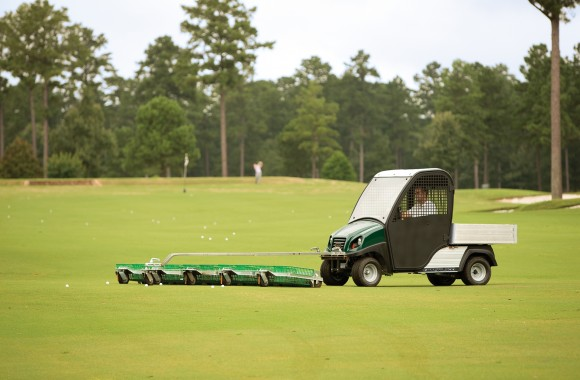 Carryall Range Picker Spolemangolf